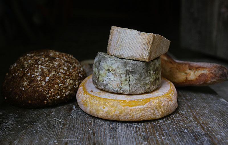 Cheese Caseificio Marovelli Garfagnana Tuscany Italy