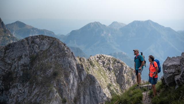 Monte Altissimo Carrara Tuscany Italy