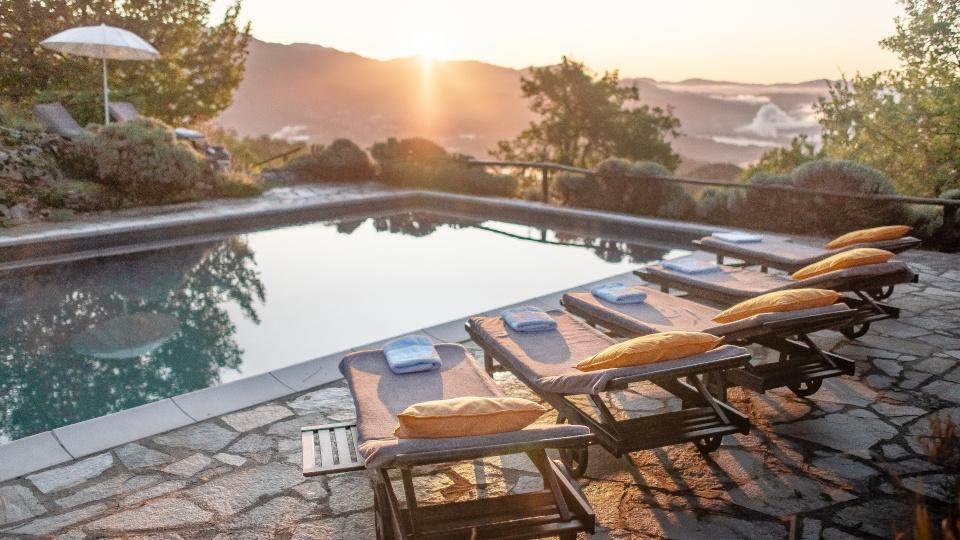 bio pool tuscany italy