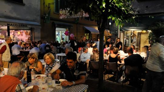 restaurant Barga Garfagnana Tuscany Italy